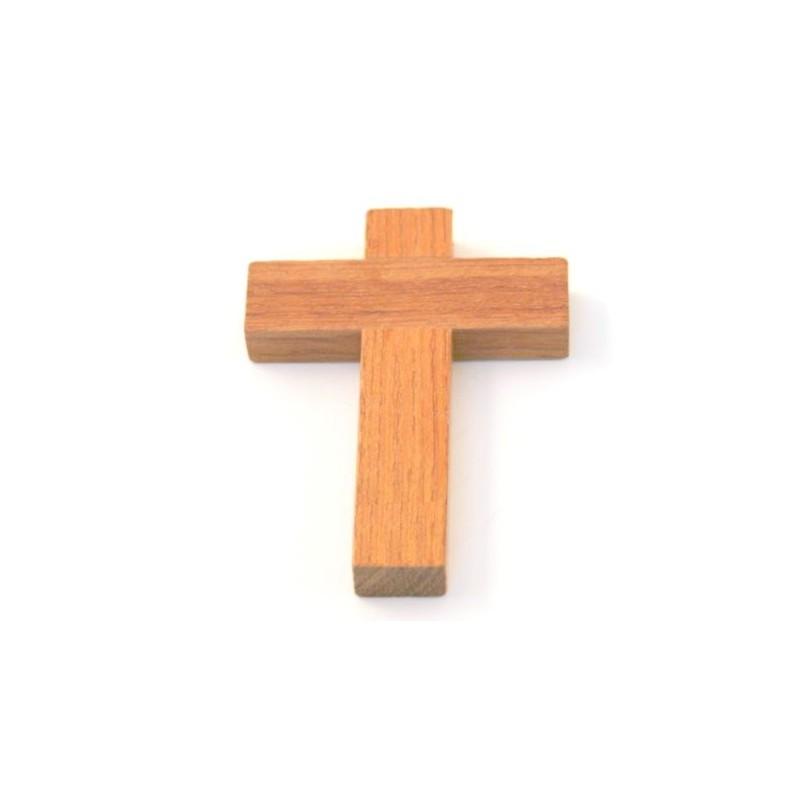 croix d 39 aube en bois comptoir religieux. Black Bedroom Furniture Sets. Home Design Ideas