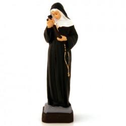 Statue religieuse - Sainte Rita 30cms