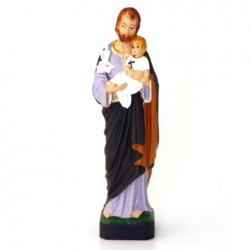 Statue religieuse de Saint Joseph 20cm