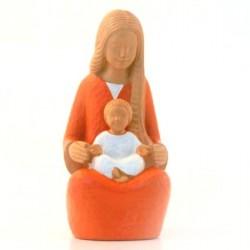 Statue Yves le Pape Marie de la Sagesse