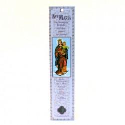 Encens batonnet à la Vierge Auxilliatrice