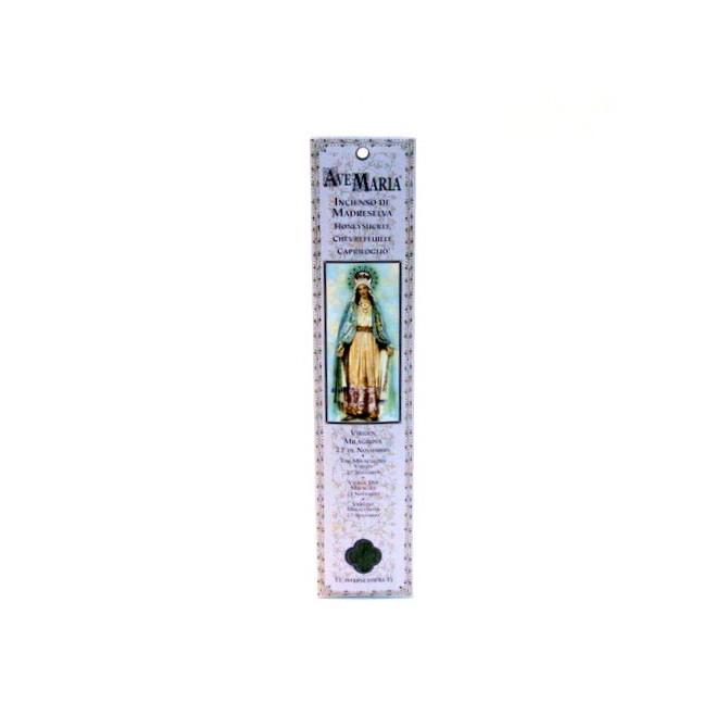 Encens batonnet Vierge Miraculeuse