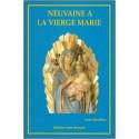 Livret de Neuvaine à la Vierge Marie - éditions Saint Bernard