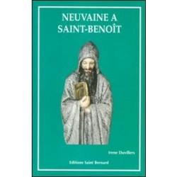 Livret de neuvaine à Saint Benoit - éditions Saint Bernard