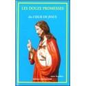 12 promesses du Sacré Coeur - éditions Saint Bernard