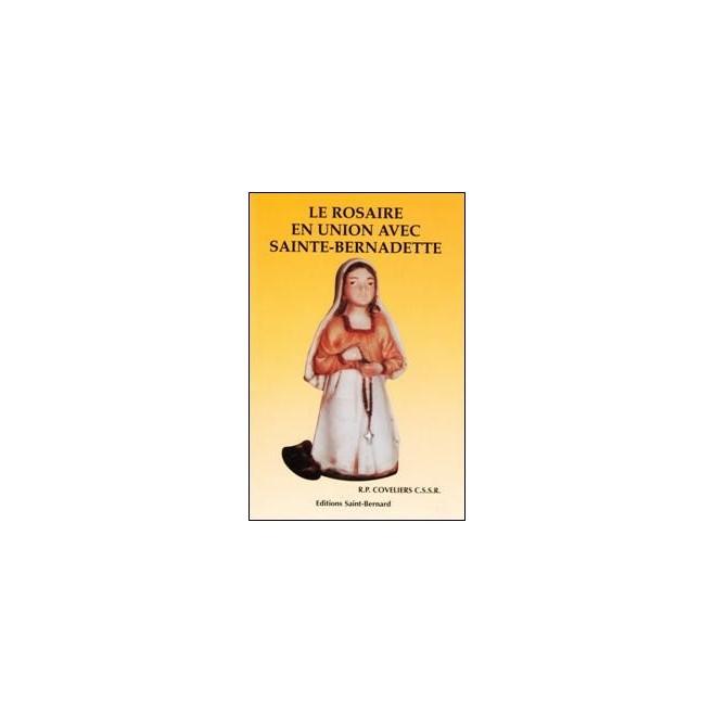 Le rosaire avec Sainte Bernadette