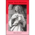 Livret de neuvaine Marie Madeleine - éditions St Bernard