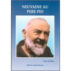 Livret de neuvaine à Padré Pio - éditions Saint Bernard
