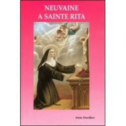 Livret de neuvaine à Sainte Rita - éditions Saint Bernard