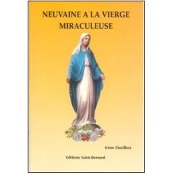 Livret de neuvaine à la Vierge Miraculeuse - éditions Saint Bernard