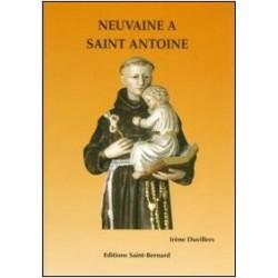 Livret de neuvaine à Saint Antoine - éditions Saint Bernard