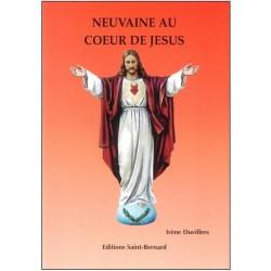 Livret de neuvaine au Coeur de Jésus - éditions Saint Bernard