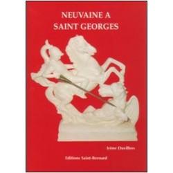Livret de neuvaine à Saint Georges - éditions Saint Bernard