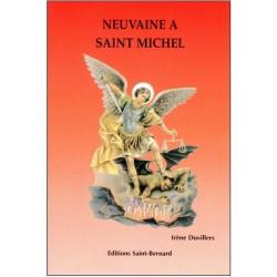 Livret de neuvaine à Saint Michel - éditions Saint Bernard
