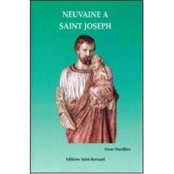 Livret de neuvaine à Saint Joseph - éditions Saint Bernard