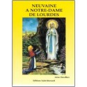 Livret de neuvaine à Notre Dame de Lourdes - éditions Saint Bernard