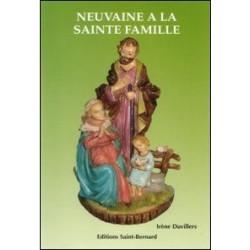 Livret de neuvaine à la Sainte Famille - éditions Saint Bernard