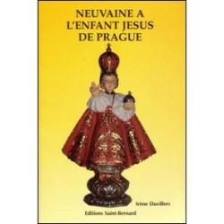 Livret de neuvaine à l'Enfant Jésus de Prague - éditions Saint Bernard