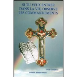 Observe les commandements - éditions Saint Bernard