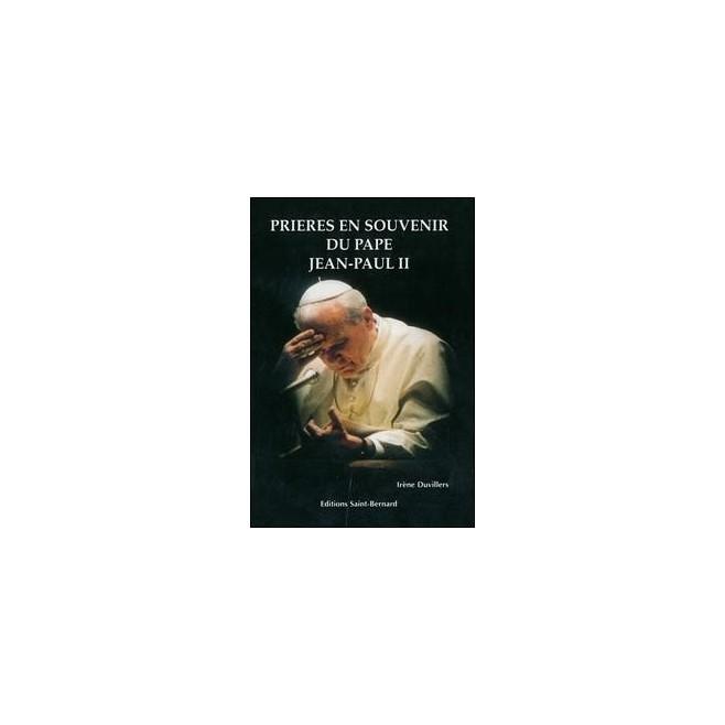 En souvenir de Jean Paul II