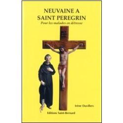 Livret de neuvaine à Saint Peregrin - éditions Saint Bernard