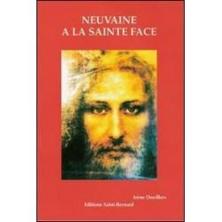 Livret de neuvaine à la Sainte Face - éditions Saint Bernard