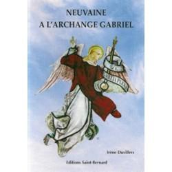Neuvaine à l'Archange Gabriel - éditions St Bernard