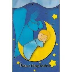 Livret Enfant Prière à l'ange gardien