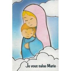 Livret Enfant Je vous salue Marie.