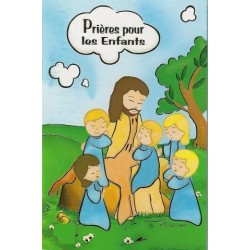 Livret Enfant Prières pour les enfants.