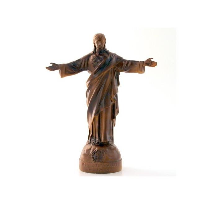 Statue Sacré Coeur des familles