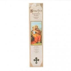 Encens batonnets pour neuvaine St Joseph