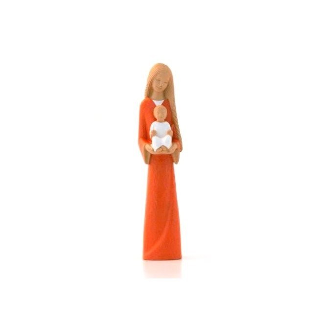Marie de l'accueil - Yves le Pape