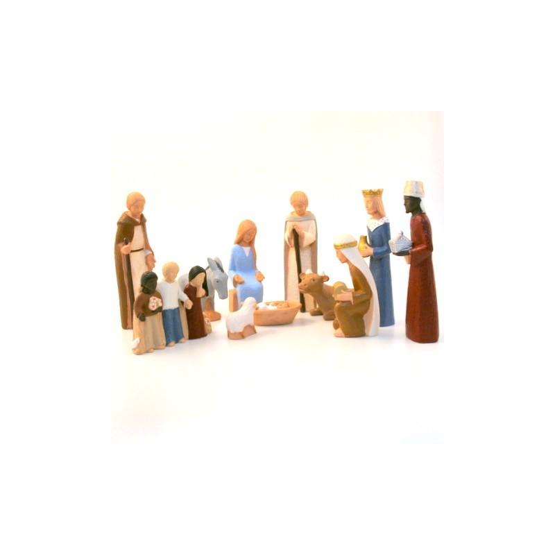 Cr u00e8che Yves le Pape Roi Balthazar Comptoir Religieux