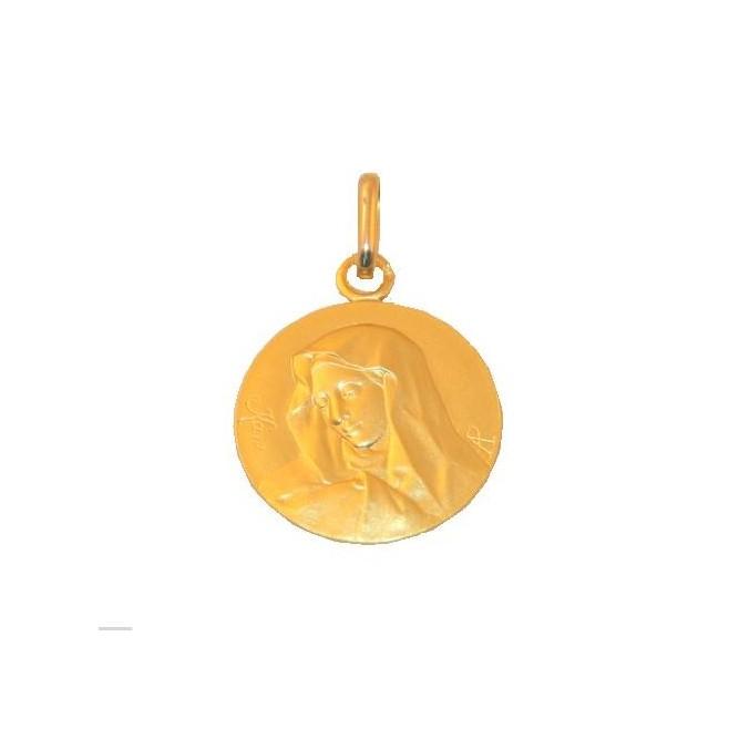 Médaille de la Vierge - Or