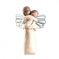 Anges Willow Tree - Etreinte d'anges