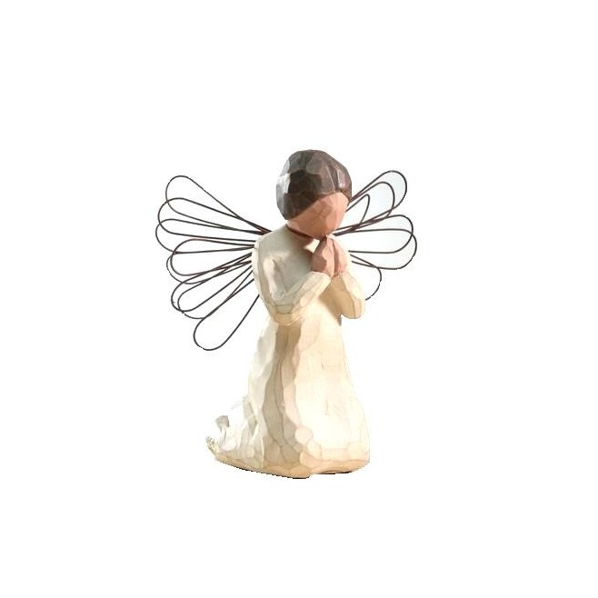 Statue Willow Tree - Ange en prière