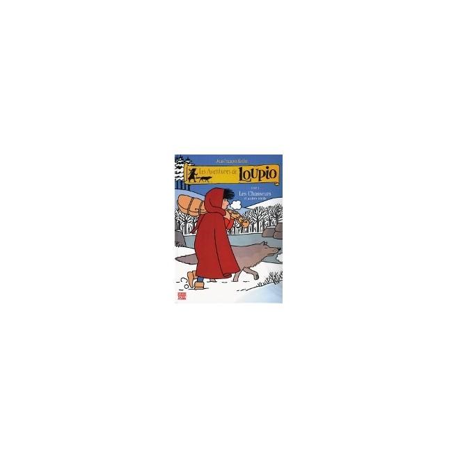 Les aventures de Loupio Vol.2 - Edition Mame Edifa