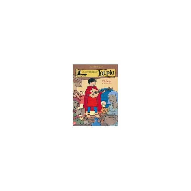 Les aventures de Loupio Vol.3 - Edition Mame Edifa