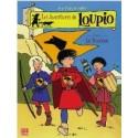 Les aventures de Loupio Vol.4: Le tournoi et autres récits.