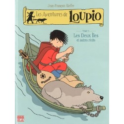 Les aventures de Loupio Vol.5 - Edition Mame Edifa