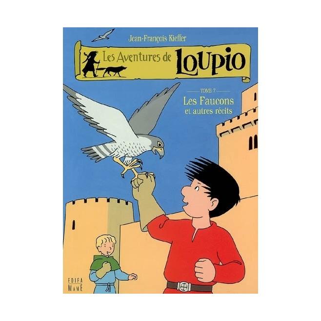 Les aventures de Loupio Vol.7 - Edition Mame Edifa