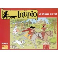 Loupio PUZZLE - Edition Mame Edifa