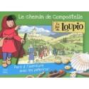 Jeu Loupio : Le chemin de Compostelle - Edition Mame Edifa