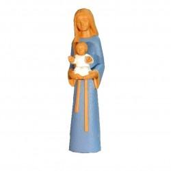 Statue Yves le Pape - Marie, Mère des Familles