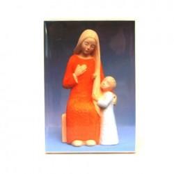 Icone Vierge à l'enfant Yves le Pape