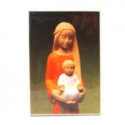 Icone Vierge à l'enfant et la colombe Yves le Pape