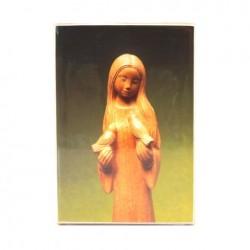 Icone Vierge aux oiseaux Yves le Pape