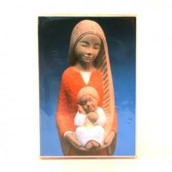 Icone Yves le Pape Vierge à l'enfant