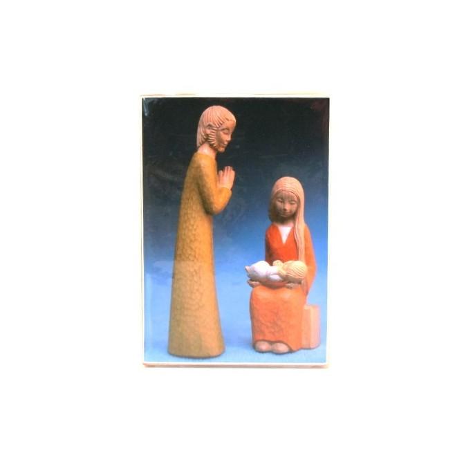 Icone Vierge Sainte Famille